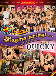 Magma swingt... im Quicky DVD