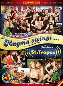 Magma swingt... im Beachclub St. Tropez DVD