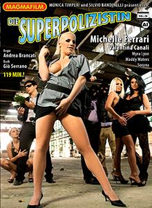 Die Superpolizistin DVD