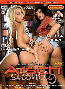 Arsch süchtig DVD