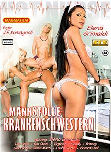 Mannstolle Krankenschwestern DVD
