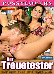 Pussylovers: Der Treütester DVD