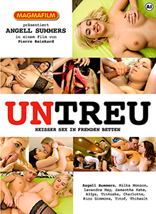 Untreu - Heisser Sex in fremden Betten DVD