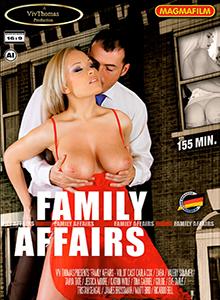 Family Affairs DVD