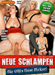 Neü Schlampen für Olli's fiese Ficker DVD