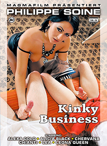 Kinky Business DVD