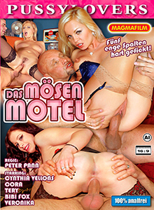 Pussylovers: Das Mösenmotel DVD