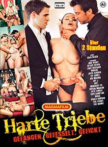 Harte Triebe - gefangen, gefesselt, gefickt DVD