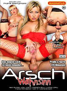 Arsch Wahnsinn DVD