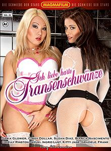 Ich liebe harte Transenschwänze DVD