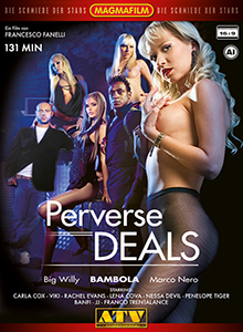 Perverse Deals DVD