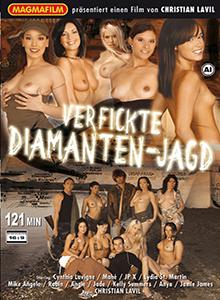 Verfickte Diamanten - Jagd DVD