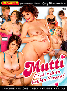 Mutti fickt meinen besten Freund ! DVD