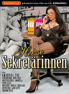 Heisse Sekretärinnen DVD