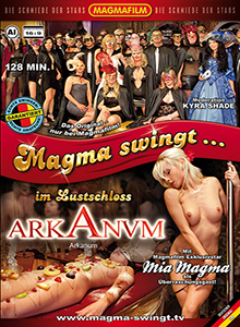 Magma Swingt... Im Lustschloss Ark Anum DVD