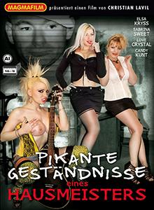Pikante Geständnisse eines Hausmeisters DVD
