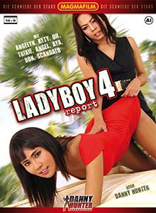 Ladyboy Report DVD