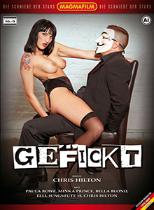 Gefickt DVD