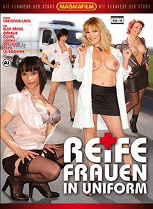Reife Fraun in Uniform DVD