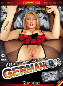 German POV 3 DVD