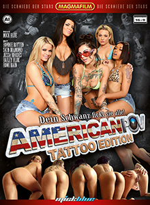 American POV: Tattoo Edition DVD