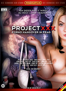 Project XXX - Porno Hangover in Prag DVD