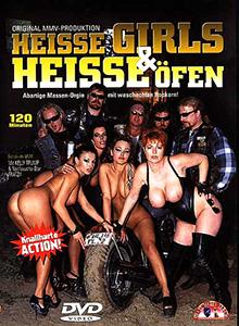 Heisse Girls und Heisse Ofen DVD