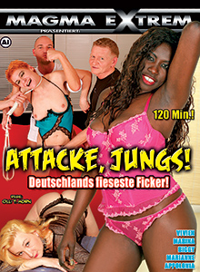 Attacke, Jungs! DVD