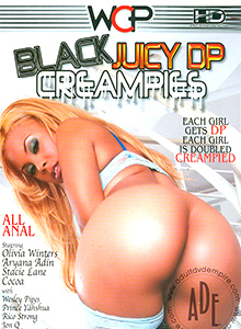 Black Juicy Dp Creampies