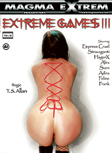 Extreme Games 3 DVD