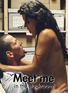 Meet Me In The Stockroom DVD