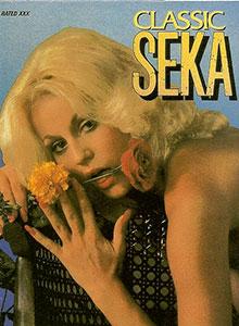 Classic Seka: A Porn Legend DVD