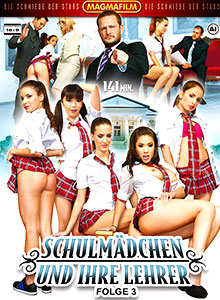 Schulmädchen Und Ihre Lehrer 3 DVD