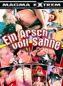 Ein Arsch Voll Sahne DVD
