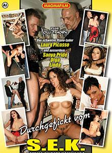 Durchgefikt Vom Sperma-Einsatz-Kommando DVD
