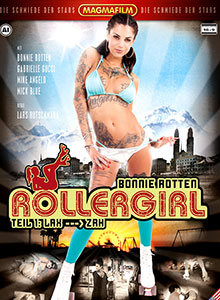 Rollergirl DVD