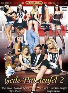Geile Putzteufel #02 DVD