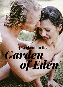 A Weekend In The Garden Of Eden DVD