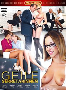 Geile Sekretärinnen DVD