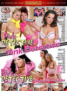 Pink Detective DVD