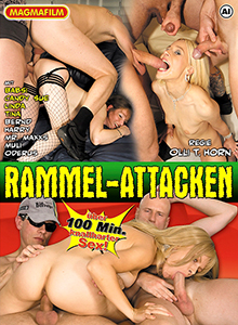 Rammel Attacken DVD