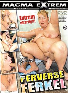 Perverse Ferkel DVD