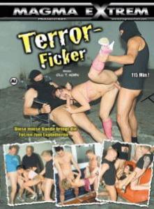 Terror Ficker DVD