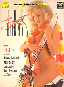 Squirt The Bunny DVD