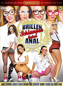 Brillenschlangen Lieben Anal DVD