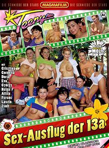 Sex Ausflug Der 13A DVD