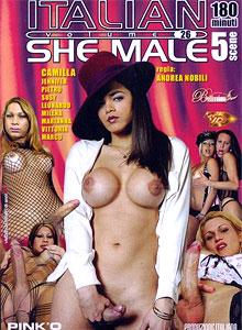 Italian Shemale Dvd 14