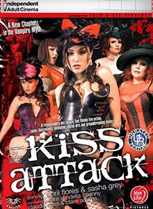 Kiss Attack DVD