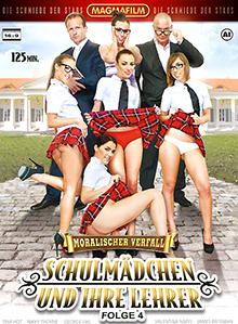 Schulmädchen Und Ihre Lehrer #04 DVD