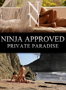 Private Paradise DVD